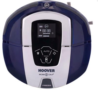 Hoover RBC030/1 011 Saugroboter in Blau für 99€ inkl. Versand (statt 123€)