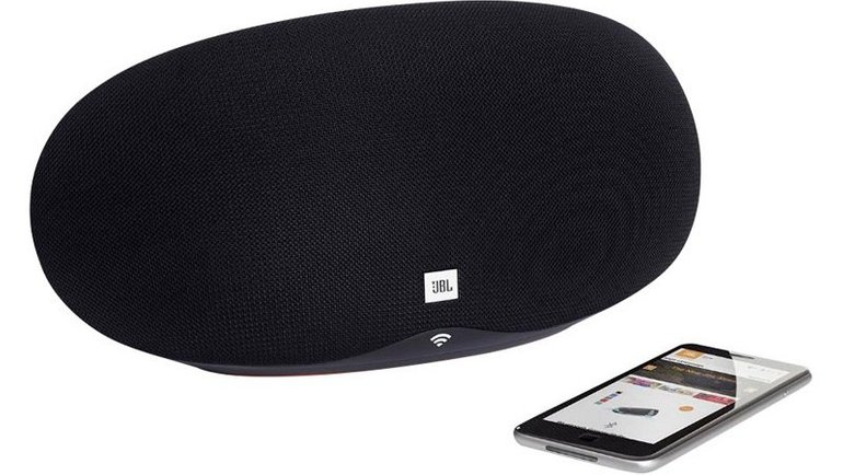 "JBL Multiroom Lautsprecher ""Playlist"" für 75€ inkl. VSK (statt 100€)"