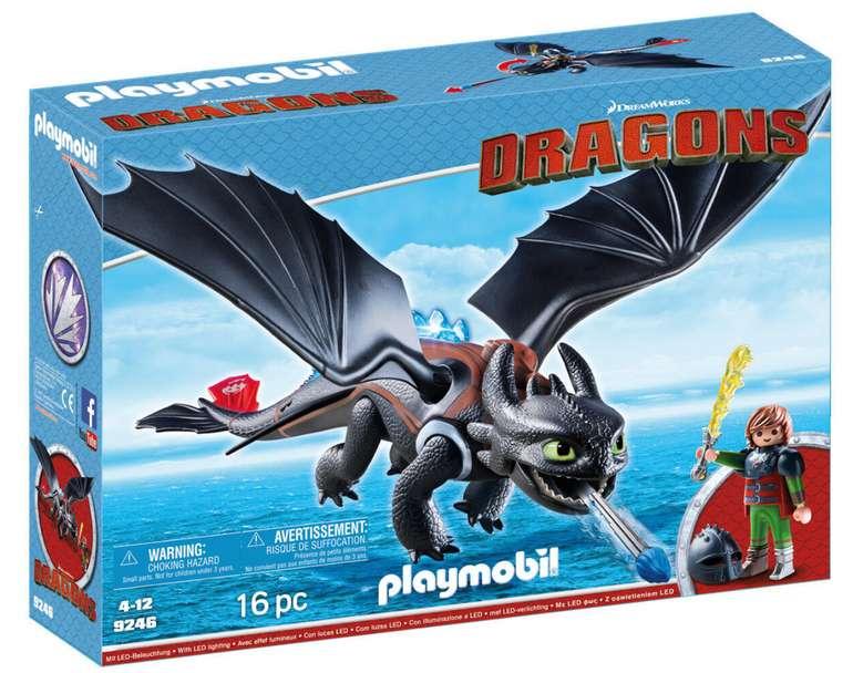 Playmobil Dragons Hicks und Ohnezahn (9246) für 25,94€ inkl. Versand (statt 38€)