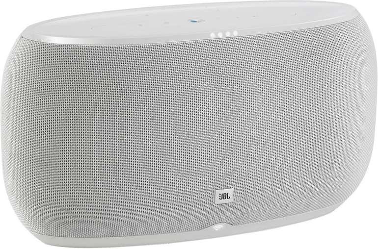 JBL Link 500 Streaming Lautsprecher (WLAN, Bluetooth, Google Assistant) für 163,61€ (statt 219€)