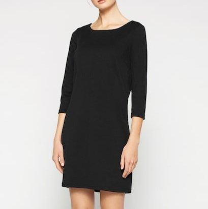 Vila Damen Kleid Vitinny in Schwarz für 17,77€ inkl. VSK (statt 26€)