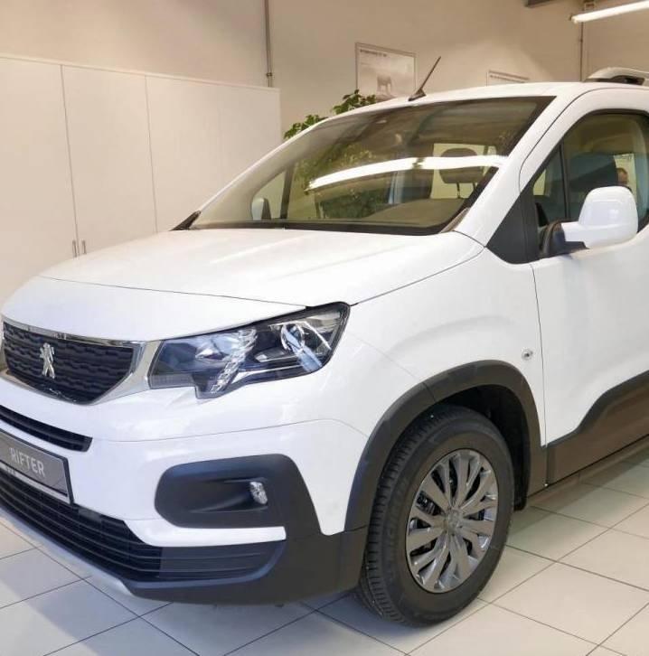 Gewerbe-Leasing: Peugeot Rifter Business L1 Elefantino für 87,39€ mtl (LF: 0,36)