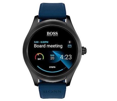 Boss Touch 1513552 Smartwatch für 269,40€ inkl. Versand (statt 359€)
