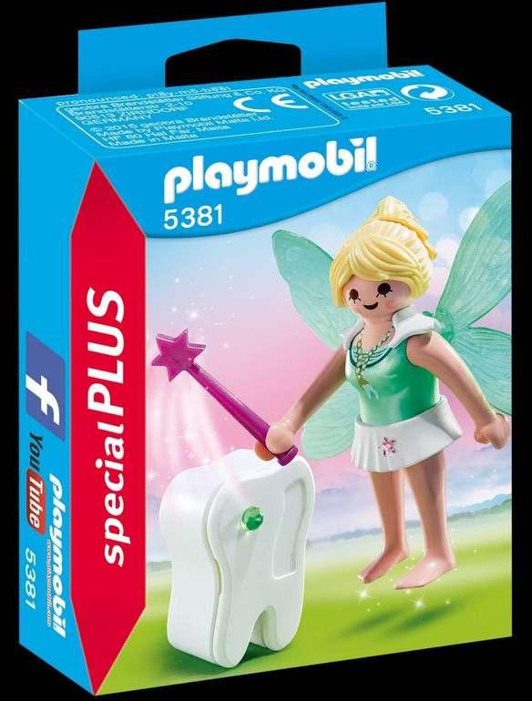 Playmobil 5381 - Zahnfee (mit Aufbewahrungsdose) für 3,59€ inkl. Versand