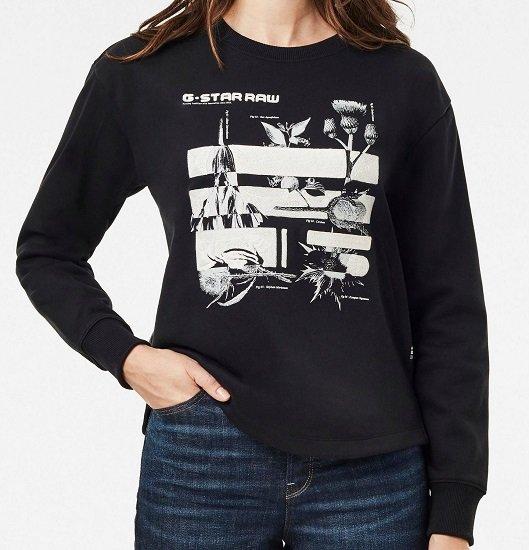 G-Star RAW Graphic Thistle Xzyph Sweatshirt ab 22,09€ zzgl. Versand (statt 35€)