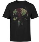 Marvel Camo Skull Herren & Damen T-Shirt für 10,99€ inkl. Versand (statt 18€)