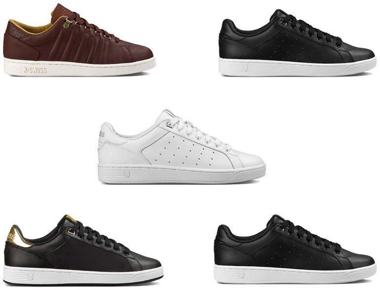 K-Swiss Clean Unisex Sneaker für 39,95€ inkl. Versand