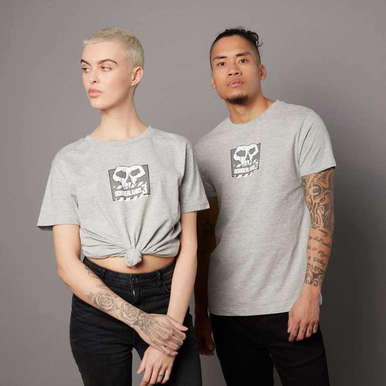 Borderlands-Bundle: T-Shirt + Tasse für 11,48€ inkl. Versand (statt 18€)