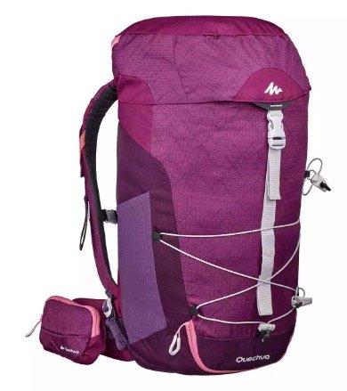 """Quechua """"MH100"""" Wanderrucksack (30L, 10 Jahre Garantie) für 25,98€ (statt 34€)"""