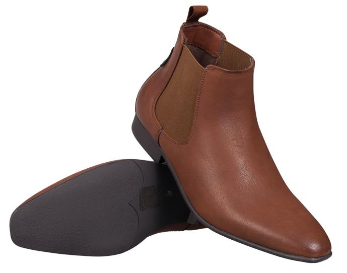 Ben Sherman Ashorne Fashion Herren Chelsea Boots für 23,14€ (statt 45€)