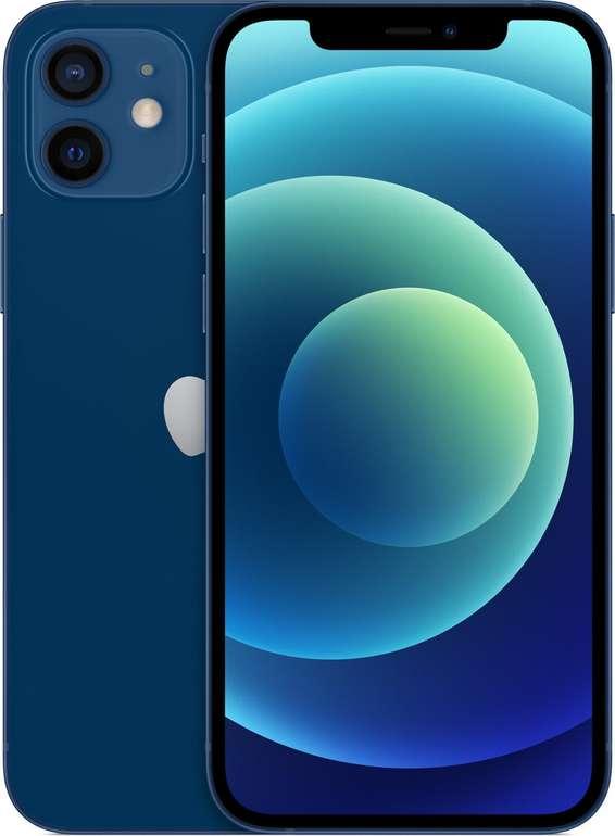 Apple iPhone 12 mit 64GB in Blau für 708€ inkl. Versand (statt 755€)