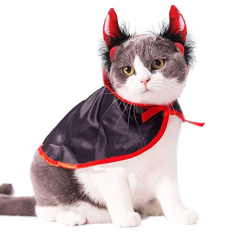 Legendog Katzen Halloween Kostüm für 2,20€ (Prime)