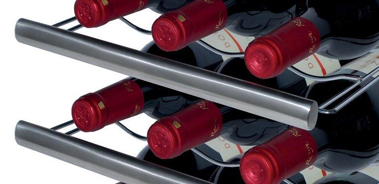Caso WineDuett Touch 12 Weinkühlschrank