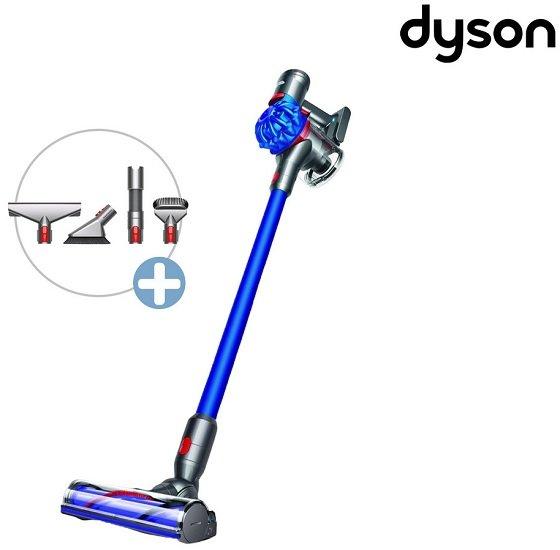 Dyson V7 Motorhead Akku-Staubsauger + Toolkit für 238,90€ (statt 300€)