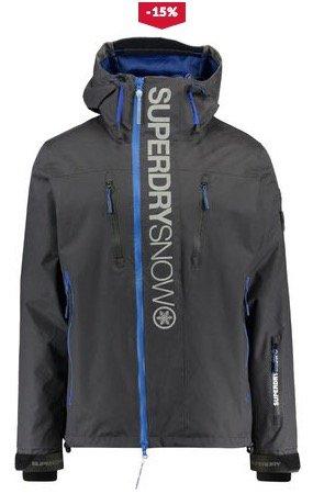 Superdry Herren-Skijacke ″Super SD Multi Jacket″ für 130,91€ inkl. Versand