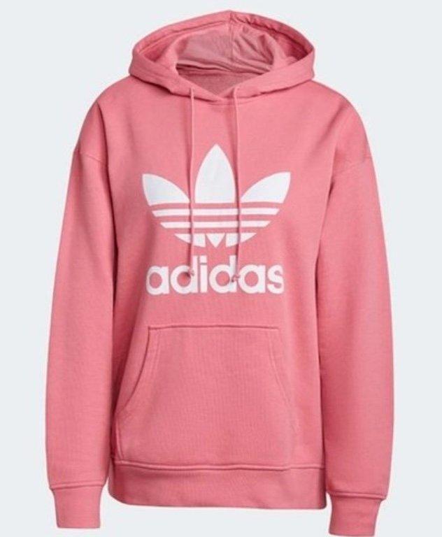 Adidas Adicolor Trefoil Damen Hoodie für 42€ inkl. Versand (statt 48€)