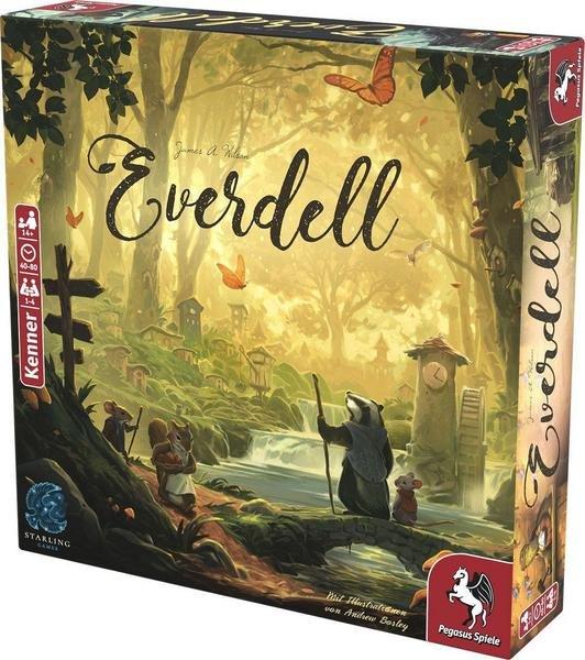 Gesellschaftsspiel Pegasus - Everdell für 42€ inkl. Versand (statt 55€)