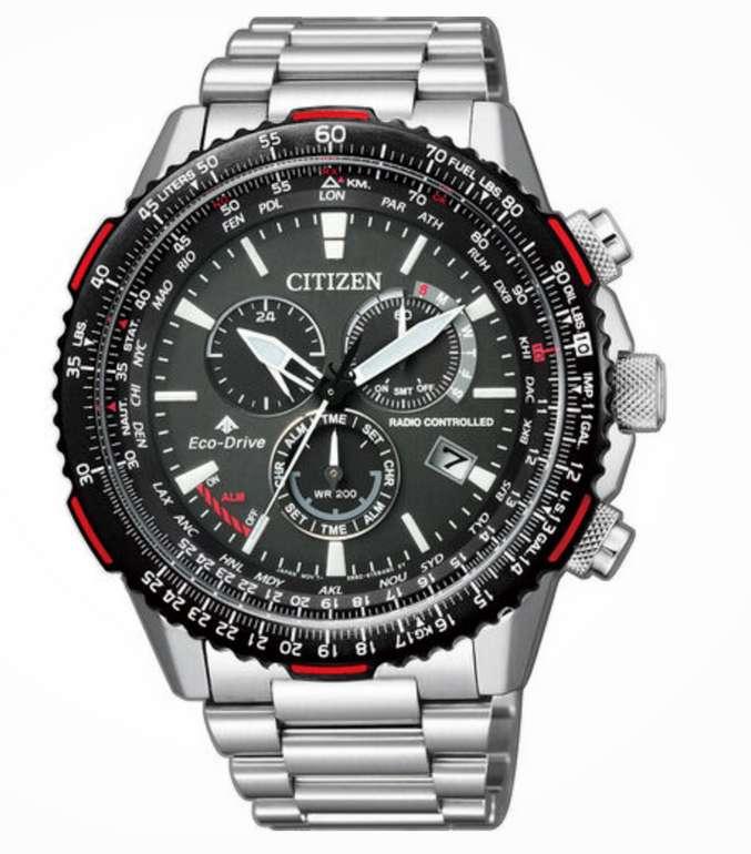 """Citizen Herren Chronograph Funk Promaster """"CB5001-57E"""" Armbanduhr für 337,31€ inkl. Versand (statt 378€)"""