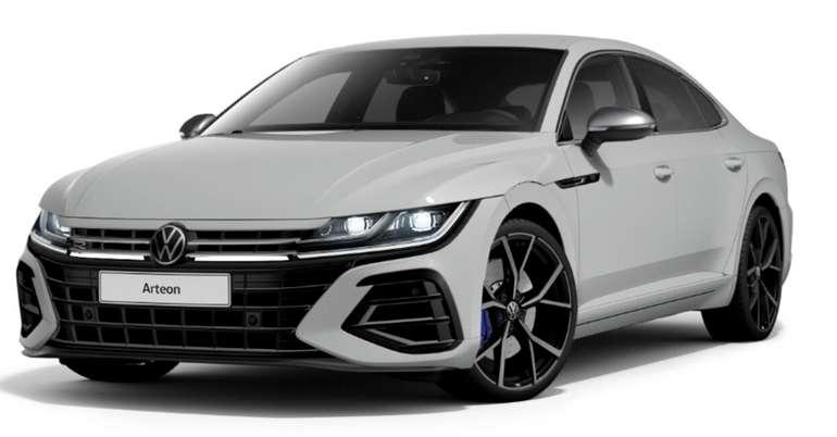 Gewerbeleasing: Volkswagen Arteon R 2.0 TSI mit 320 PS für 253€ netto mtl. (LF: 0.38, Überführung: 940€)