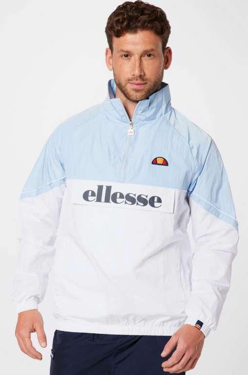 Ellesse Herren Übergangsjacke in kobaltblau / hellblau für 44,90€inkl. Versand (statt 65€)