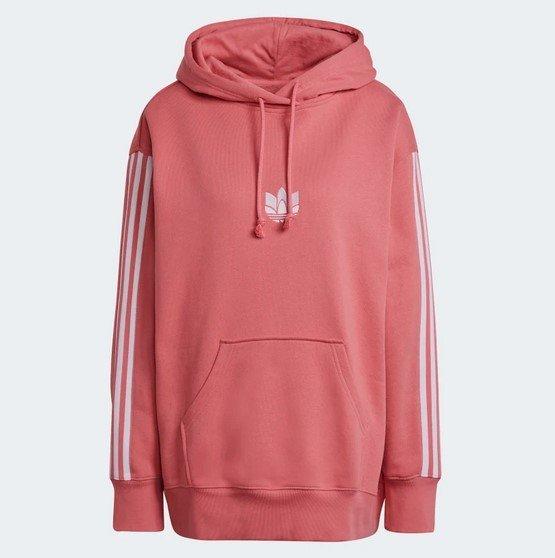 Adidas Loungewear Adicolor 3D Trefoil Oversize Damen Hoodie für 30,39€ inkl. Versand (statt 40€)