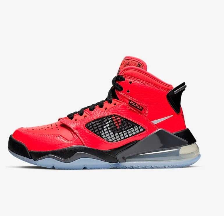 20% Rabatt auf verschiedene Nike Sneaker - z.B. Jordan Mars 270 Paris Saint-Germain für 99,97€ inkl. Versand