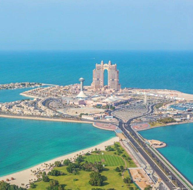 7 Tage Abu Dhabi im Winter + 4* Hotel mit Frühstück, Flügen und Transfer ab 452€ p.P.