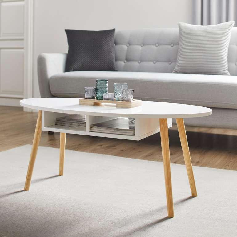 Bessagi Home Couchtisch Silvio (ca. 100x50cm) für 47,25€ inkl. Versand (statt 65€)