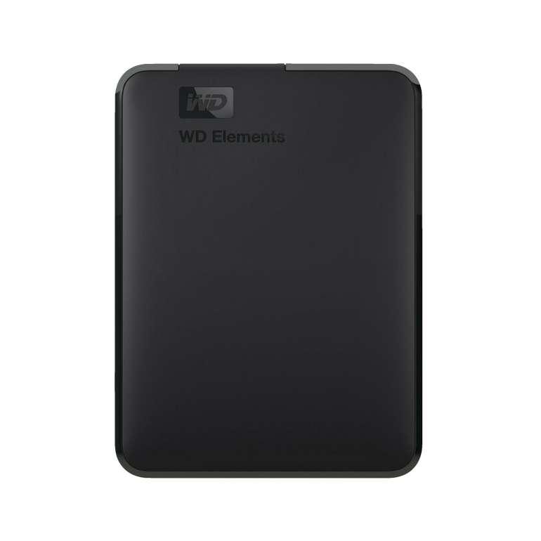 WD Elements Portable 1TB externe Festplatte für 44,23€ (statt 55€)