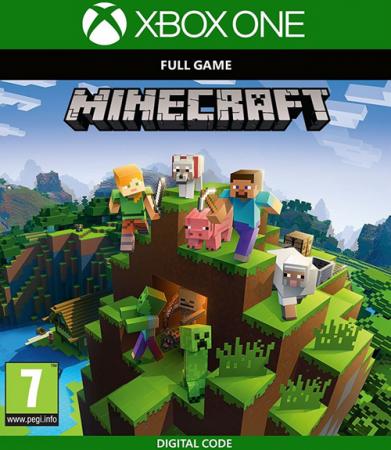 Minecraft (Xbox One) als Download Code für 7,99€ (statt 12€)