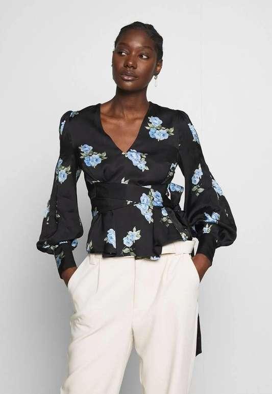 IVY & OAK Bluse in schwarz (Größe XS, S) für 26,91€ inkl. Versand (statt 76€)