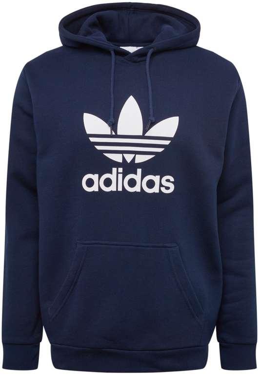 Adidas Flash Sale mit bis -50% im Outlet + 15% Extra, z.B. Trefoil Hoodie für 30,47€