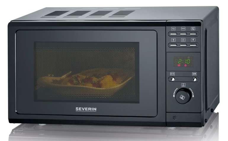 Severin MW 7861  2-in-1 Mikrowelle mit Grillfunktion (700 Watt) für 59,99€inkl. Versand (statt 77€)