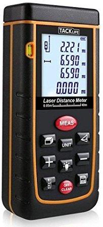 Tacklife A-LDM01 40 Laser-Entfernungsmesser für 23,99€ inkl. Versand