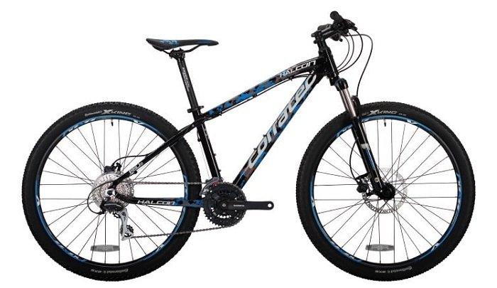 Corratec X-Vert 650B Halcon BK23098 (49cm Rahmenhöhe) für 274,95€ (statt 417€)