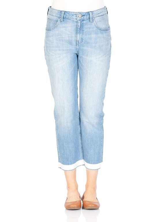Lee Damen Jeans Boyfriend Relaxed in Blue Trip für 19,95€ (statt 40€)
