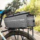 Fahrrad Gepäckträgertasche in Schwarz oder Grau für nur 12,99€ inkl. VSK