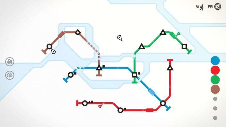 Mini Metro kostenlos