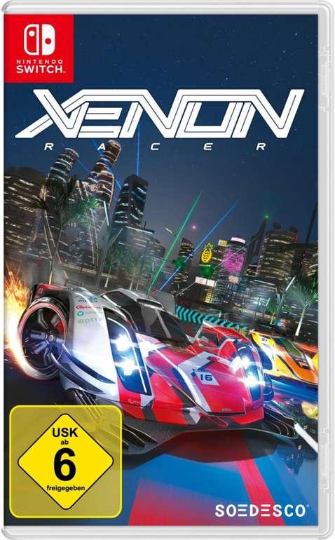 Xenon Racer (Nintendo Switch) für 13,99€ (statt 25€)