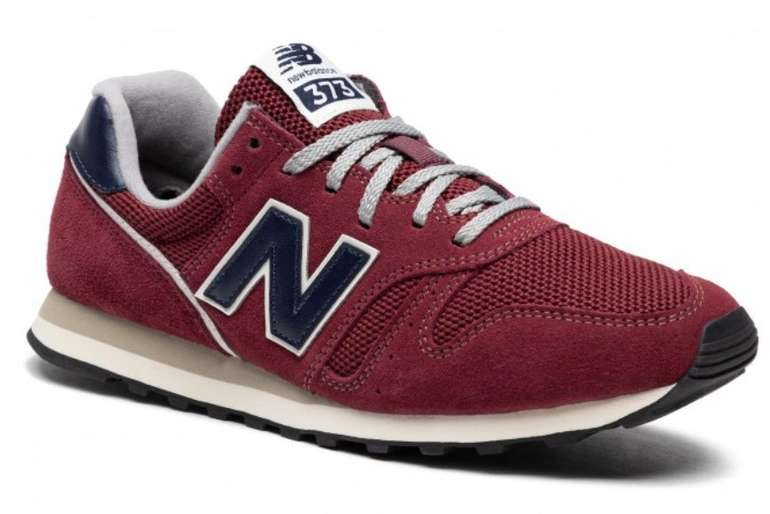 """New Balance """"ML373RC2"""" Sneaker in Dunkelrot für 49,95€ inkl. Versand (statt 60€)"""