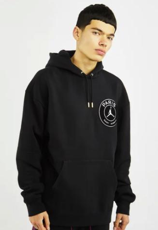Jordan X PSG Taped Fleece Over The Head Herren Hoodie für 49,99€inkl. Versand (statt 70€)