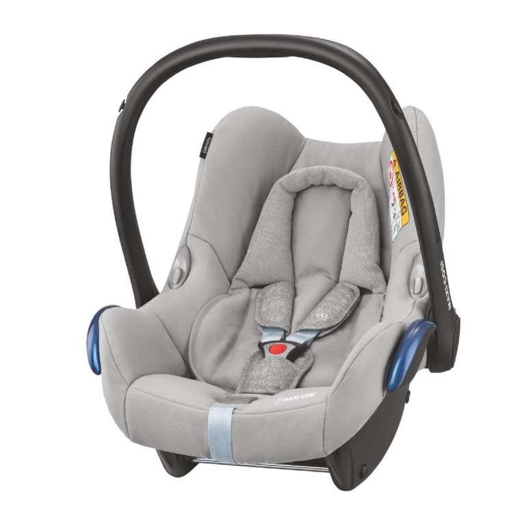 """Babymarkt Winter Gutscheine: z.B. Maxi-Cosi Babyschale """"CabrioFix"""" für 114,99€ inkl. Versand (statt 169€)"""