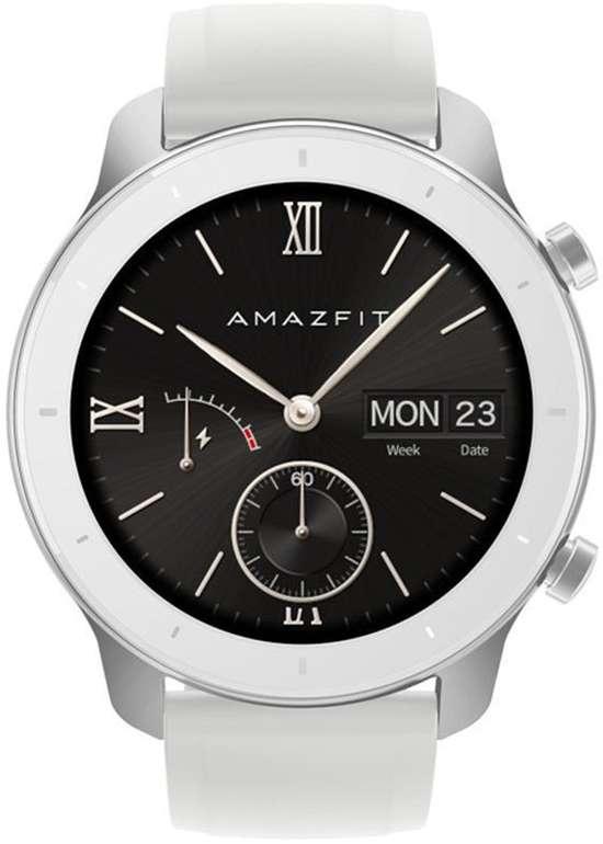 Huami Amazfit GTR 42mm in weiß für 92,54€ inkl. Versand (statt 103€)