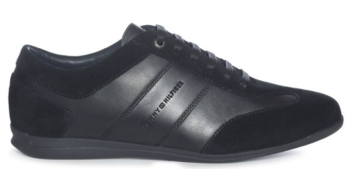 """Tommy Hilfiger Sneaker """"Otis 1C"""" in schwarz für 44,58€inkl. Versand (statt 70€)"""