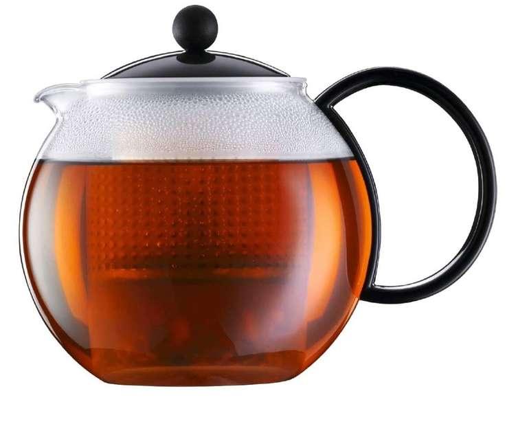 Bodum Assam Teebereiter mit Kunststofffilter und -deckel 1,0L für 14,99€ (statt 29€) - Prime!