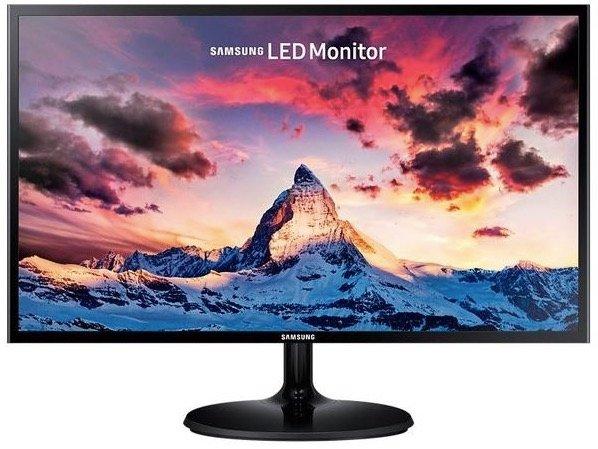 Samsung S27F350PNA 27 Zoll Monitor (Full-HD, VGA/HDMI, 4ms) für 165€