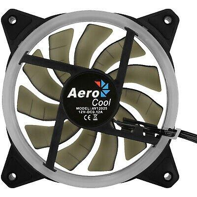 Aerocool PC Lüfter mit RGB-Beleuchtung (120MM) für 7,99€ (Marktabholung)