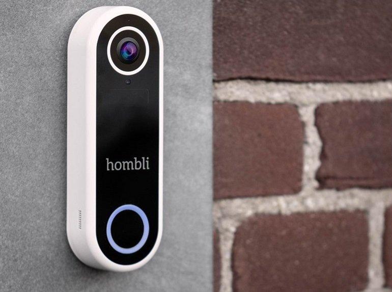 Hombli Smart Doorbell Video-Türklingel + Chime Türgong 2