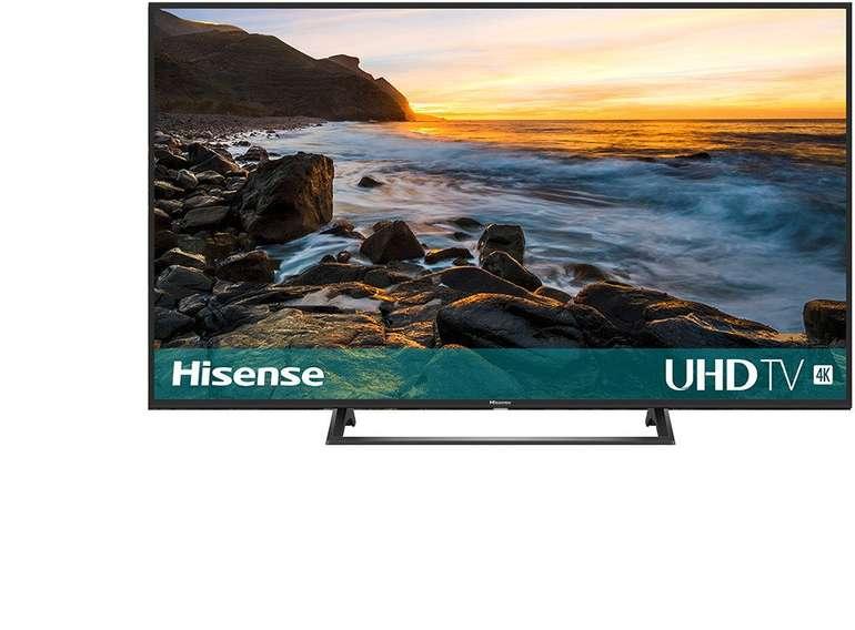 "Hisense H55B7300 - 55"" Smart TV (4K UHD, EEK: A) für 349€ inkl. Versand (statt 429€)"