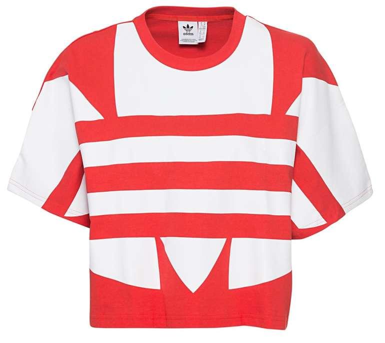 Adidas Originals Large Logo Damen T-Shirt für 19,94€ inkl. Versand (statt 22€)